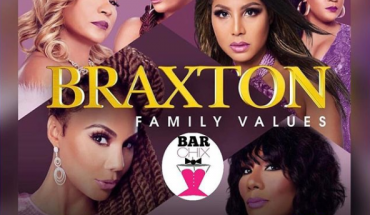 Braxton Family Values watch party at Bar Chix.