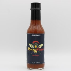 Bar Chix Honey Pepper Hot Sauce